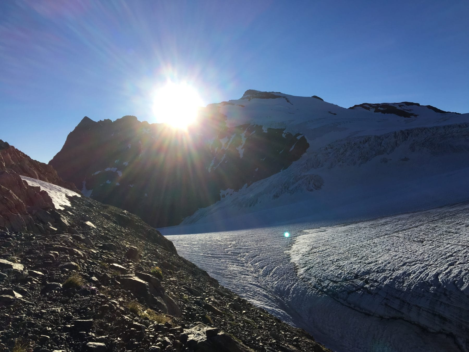 Klettersteig Tierbergli : Tierberglihütte u sac baselland
