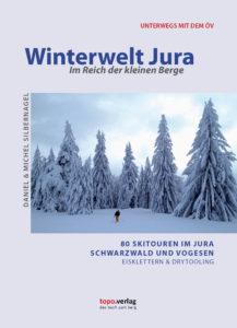 Skitourenführer Winterwelt Jura
