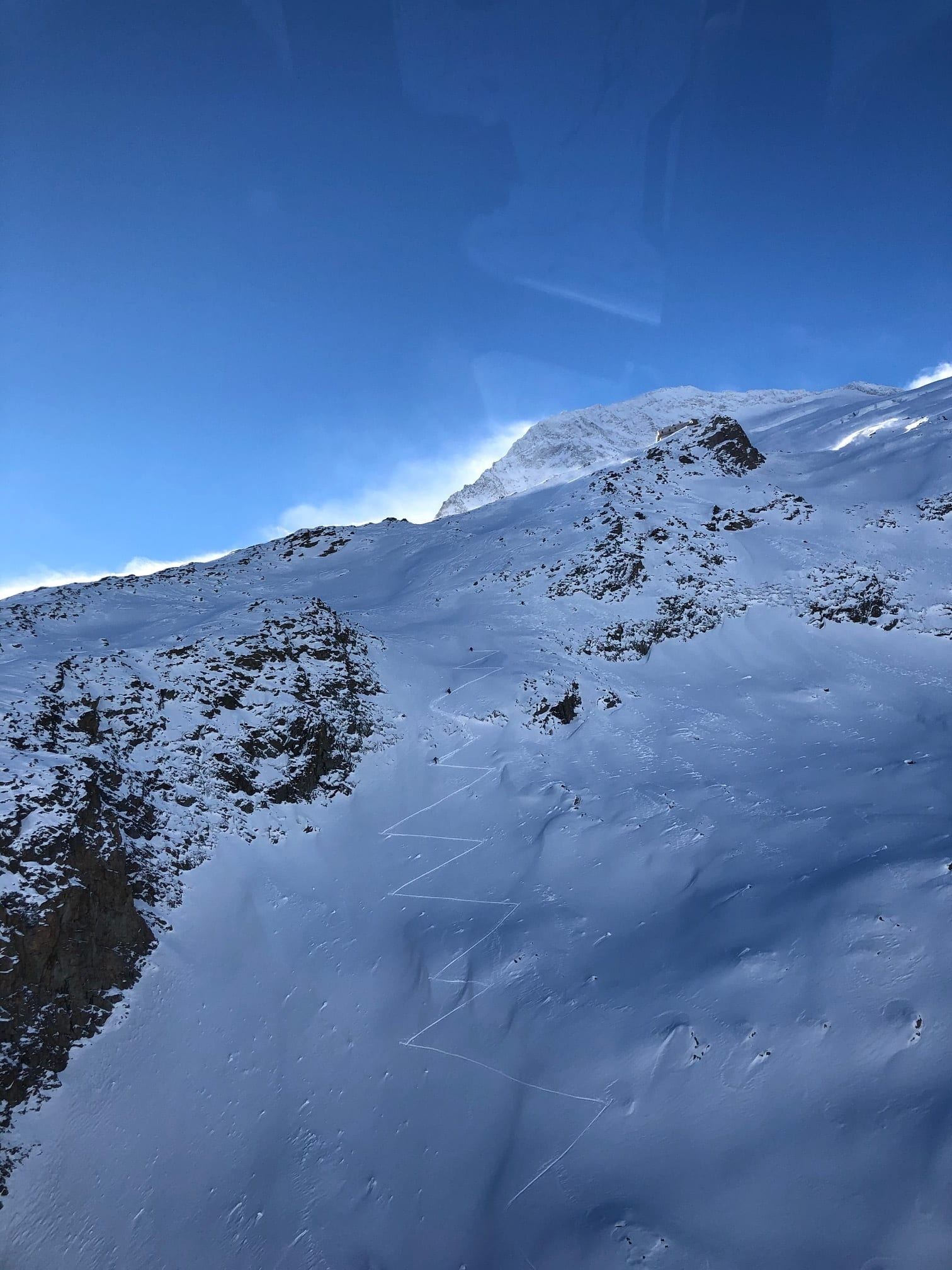 Tierbergli Sommerweg Mit Ski